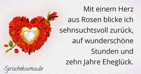 sprüche zur rosenhochzeit | sprüchekosmos.de