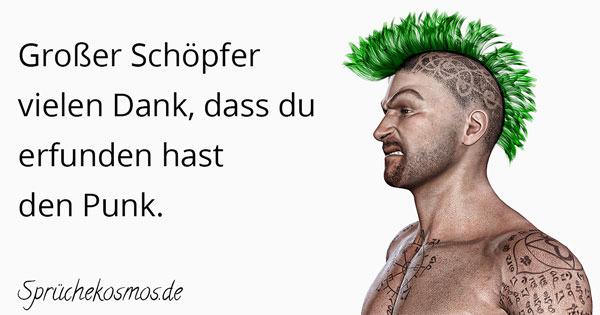 Punk Sprüche